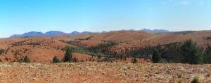 Flinders Ranges April 2017