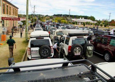 Cooma - grand parade