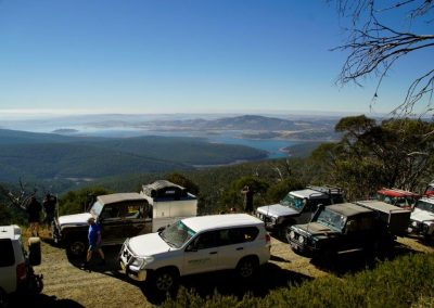 Lake Eucumbene from Happy Jacks Rd in Kosciusko NP