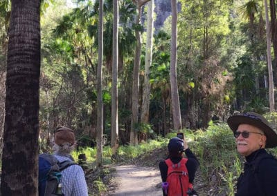 We love to go a wandering — with Diana MacDonell and Brian MacDonell at Carnarvon Gorge