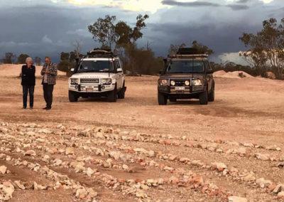 Amazing Blagdons — in Lightning Ridge, New South Wales