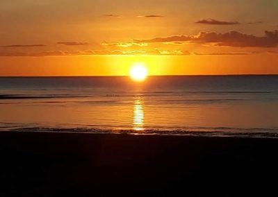Stunning sunset — in Weipa QLD