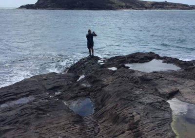 At the real Tip — at The Tip Of Australia