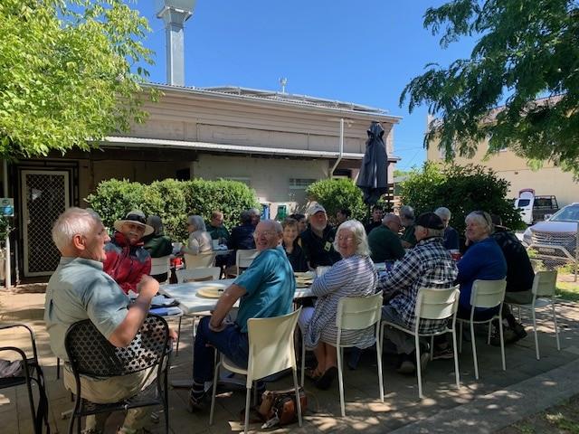 BLC – The Hume Cafe, Gunning 17 Jan 2021
